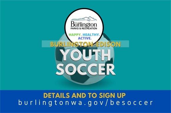 Fall 2020 youth soccer in Burlington