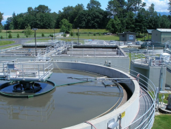 Burlington Wastewater Treatment Plant