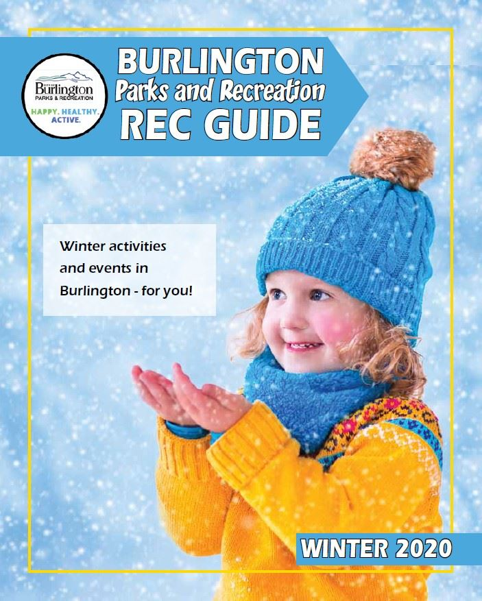 Winter 2020 Recreation Guide Cover
