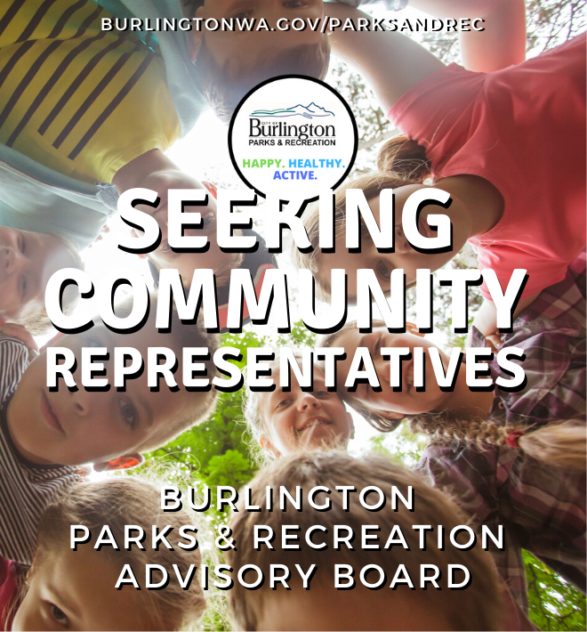 Seeking Community Representatives for Parks Board
